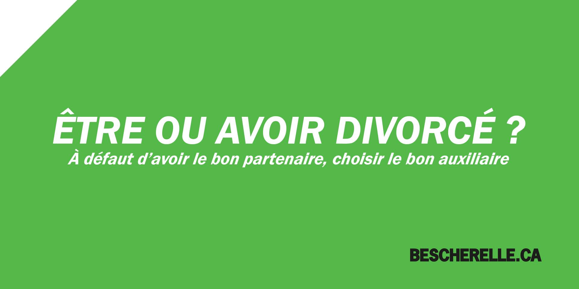 Le Bon Usage Du Langage Du Divorce Bescherelle